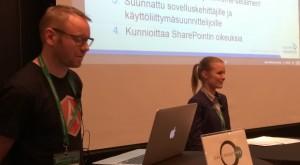 SharePoint-HPR-Demokisa-Team-Sininen_Meteoriitti-live
